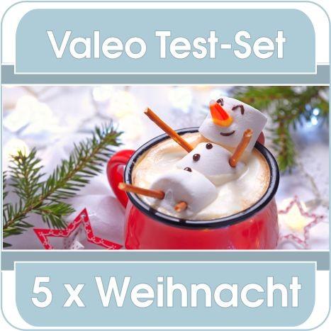 Aroma Test Set - Weihnacht - 5x10ml