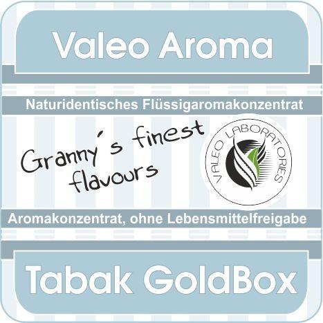 Tabakaroma Gold Box - Flüssigaroma