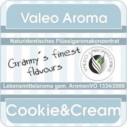Cookie & Cream Flüssigaroma