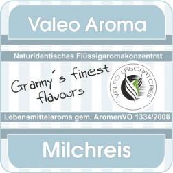 Milchreis Apfel-Zimt Flüssigaroma